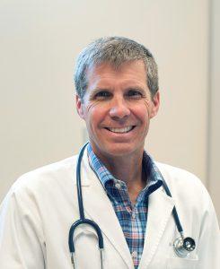 ENT Dr Mark Rhodes