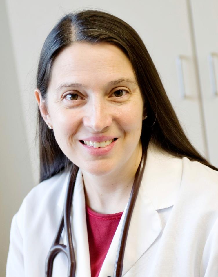 Garrison Clinic Provider Janelle Trueblood