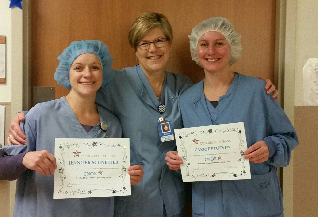Riverwood Receives National Recognition For Certification Of Surgery